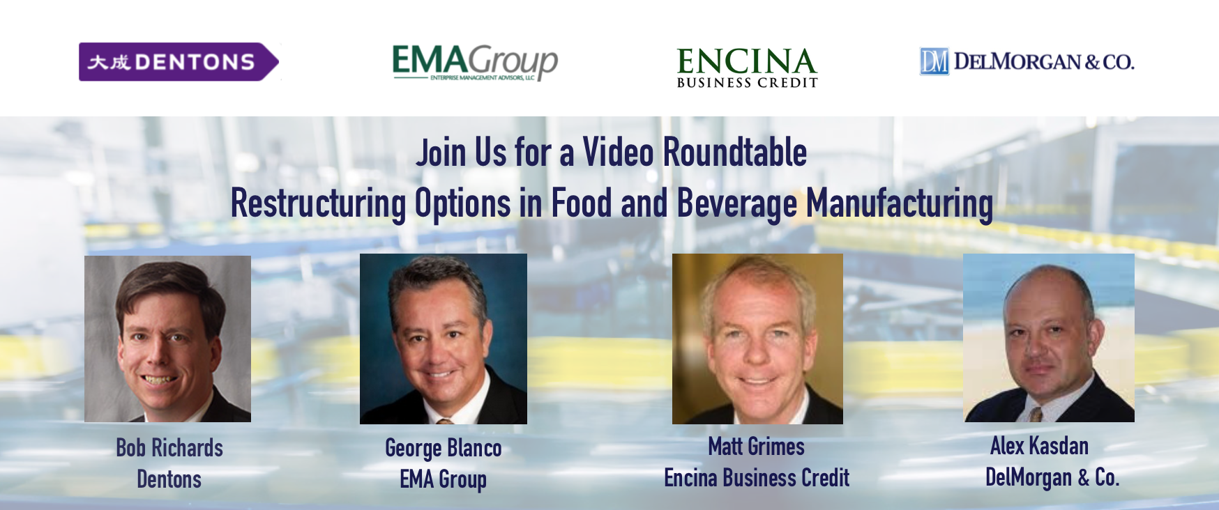 Food and Beverage Restructuring