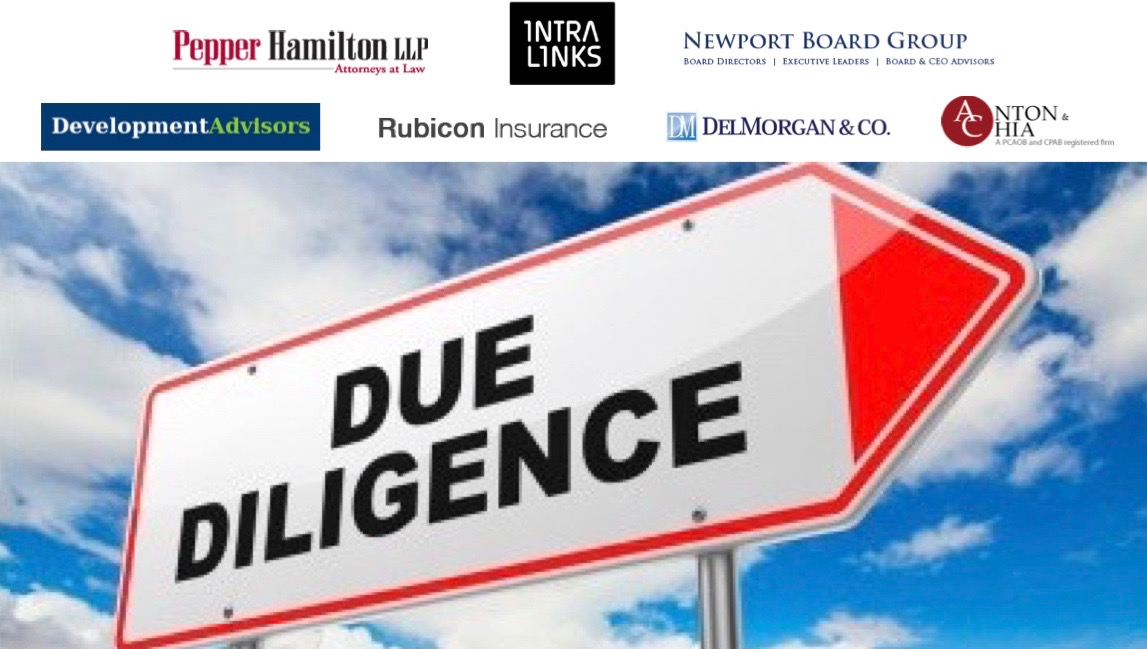 Due Diligence Expert Webcast Panel 2016 (2)