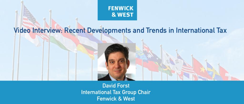 David Forst, Expert Webcst Interview