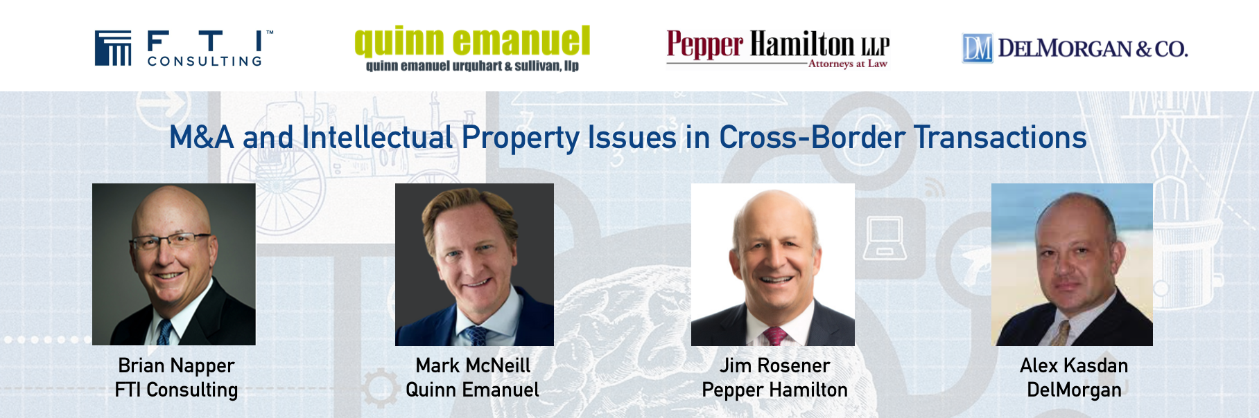 Expert Webcast Intellectual Property and Tax Issues in Cross Border Transactions
