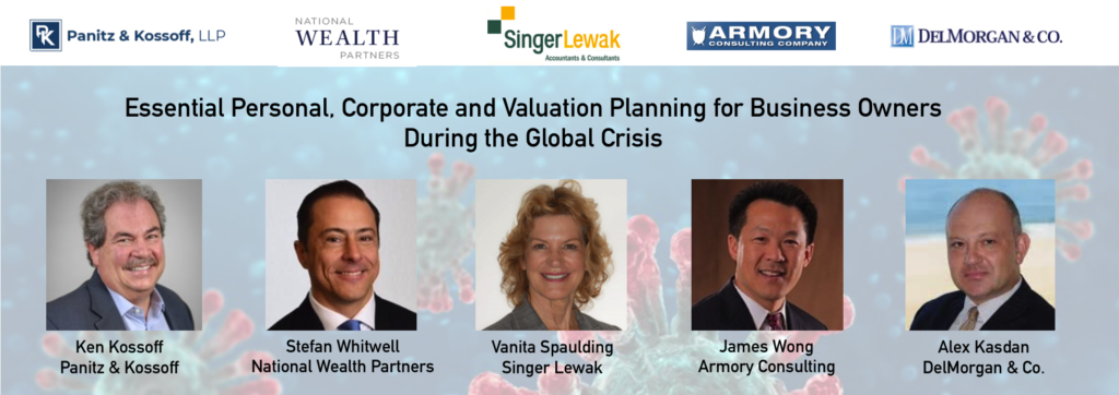 Expert Webcast Panel Discussion