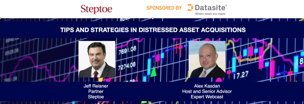 Tips and Strategies in Distressed Asset Acquisitions